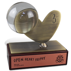 Награда «OPEN HEART TROPHY»